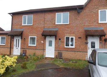 Thumbnail 2 bed terraced house to rent in Scotney Close, Northampton