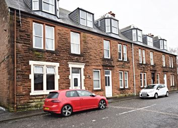 Thumbnail 2 bed flat for sale in Newton Terrace, Catrine, East Ayrshire