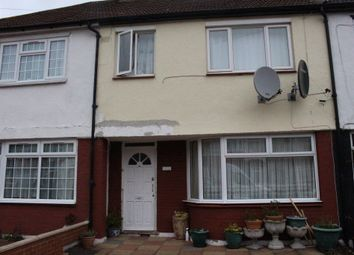 Thumbnail 3 bedroom terraced house for sale in New Park Avenue, Palmers Green
