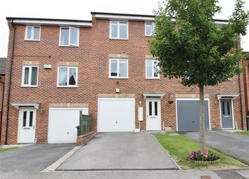 Thumbnail 4 bed town house for sale in Jasmine Gardens, Swallownest, Sheffield