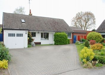 Thumbnail 3 bed detached house for sale in Poplar Close, Oversley Green, Alcester