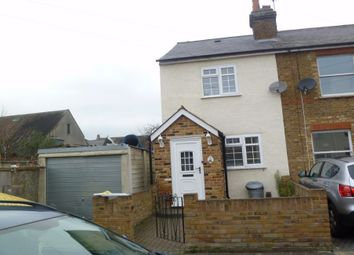 Thumbnail 3 bed end terrace house to rent in Fruen Road, Feltham