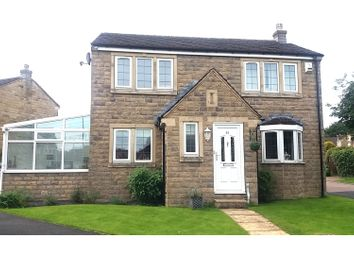 Thumbnail 3 bed detached house for sale in Clayton Hall Road, Crosshills