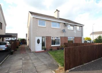 Thumbnail 3 bedroom semi-detached house for sale in Mainsacre Drive, Stonehouse, Larkhall, South Lanarkshire