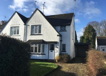 Thumbnail Semi-detached house for sale in Chesterton Grove, Cirencester, Gloucestershire