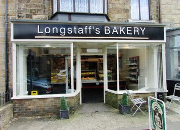 Thumbnail Retail premises for sale in 6 Clyde Terrace, Spennymoor