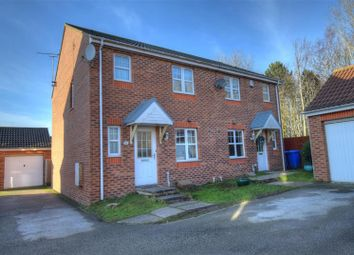 Thumbnail 3 bed semi-detached house for sale in Airedale Drive, Bridlington