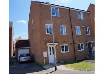 Thumbnail 4 bed semi-detached house for sale in Wheatcroft Gardens, Penistone Sheffield