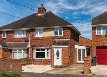 The Crescent, Netley Abbey SO31. 3 bed semi-detached house