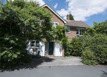 Thumbnail 4 bed detached house to rent in Thrupps Lane, Hersham, Walton-On-Thames