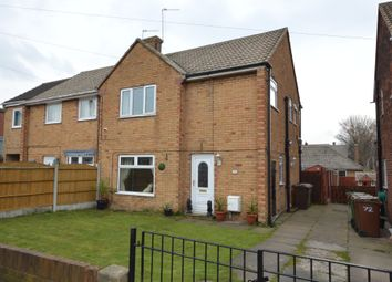 Thumbnail 3 bed semi-detached house for sale in Love Lane, Castleford
