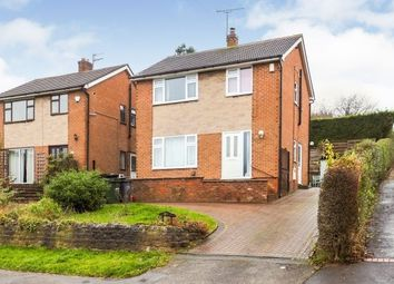 Thumbnail 3 bed detached house to rent in Kirk Road, Nottingham