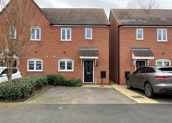 2 bed semi-detached house for sale in Blenheim Road, Stratford-Upon-Avon CV37