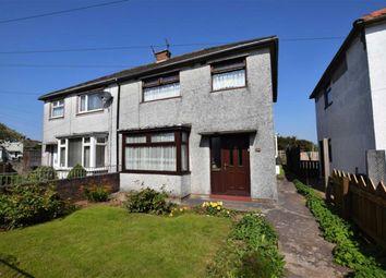 Thumbnail 3 bed semi-detached house for sale in Coronation Drive, Dalton-In-Furness, Cumbria