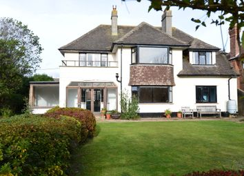 Barton Wood Road, Barton On Sea, New Milton BH25. 4 bed detached house for sale