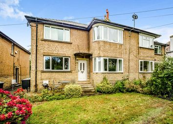 Thumbnail 2 bed flat for sale in Vernon Avenue, Edgerton, Huddersfield