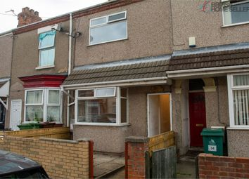 3 bed terraced house for sale in Lovett Street, Cleethorpes, Lincolnshire DN35