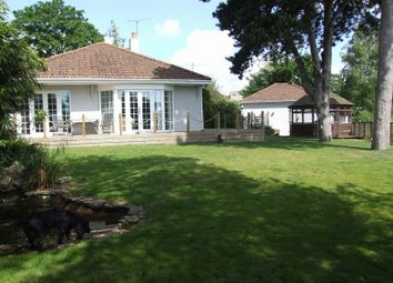 Thumbnail 3 bed bungalow for sale in Vale Road, Parkstone, Poole