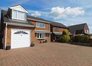Thumbnail 3 bed property to rent in The Sycamores, Broadmeadows, South Normanton, Alfreton