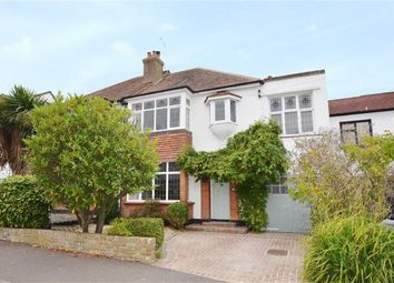 Thumbnail 4 bed semi-detached house for sale in Harley Street, Leigh-On-Sea, Essex