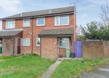 1 bed semi-detached house for sale in Wooburn Close, Hillingdon, Middlesex UB8