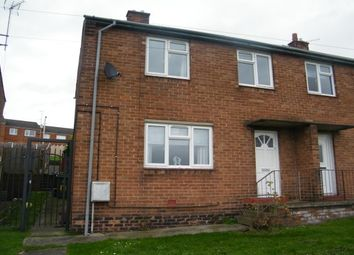 Thumbnail 3 bed semi-detached house to rent in Tan Y Bryn, Wrexham