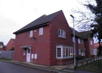 Thumbnail 3 bedroom end terrace house to rent in Holloway Avenue, Bourne, Lincolnshire