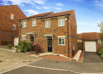 Thumbnail 2 bed semi-detached house for sale in Dunns Way, Blaydon On Tyne, Tyne And Wear