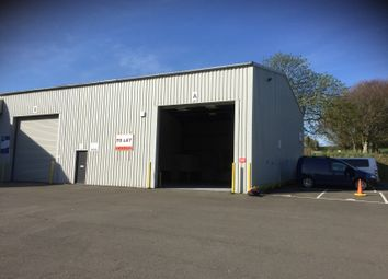 Thumbnail Light industrial to let in Polhilsa Business Park, Callington, Cornwall