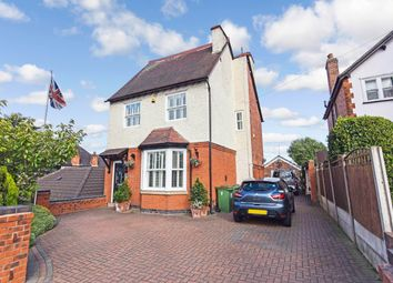 Thumbnail 4 bed detached house for sale in Mansfield Road, Heanor