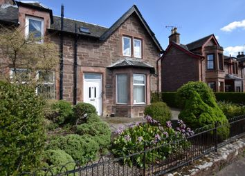 Thumbnail 2 bed semi-detached house for sale in Sauchie Road, Crieff