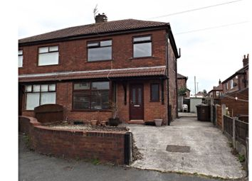 Thumbnail 3 bed semi-detached house for sale in Wilson Crescent, Ashton-Under-Lyne