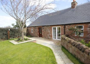 Thumbnail 1 bedroom end terrace house to rent in Ruchlaw Mains, Stenton, Dunbar