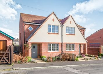 Thumbnail 3 bed semi-detached house for sale in White Road, Bishopstoke, Eastleigh