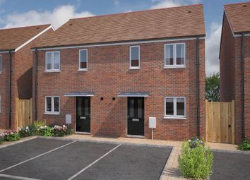 Thumbnail 2 bedroom semi-detached house for sale in Norsman Road, Wantage
