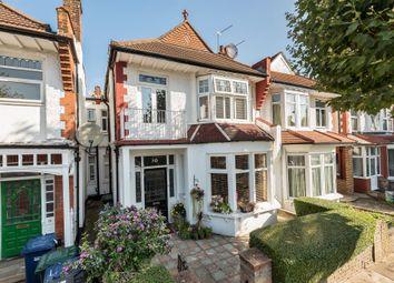 Thumbnail 4 bedroom semi-detached house for sale in Eton Avenue, London