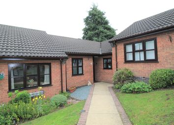 2 bed terraced bungalow for sale in The Laurels, Rugeley WS15