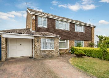 Thumbnail 3 bedroom semi-detached house for sale in Ilford Close, Luton