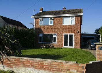Thumbnail 3 bed detached house for sale in Barn Lane, Runham, Great Yarmouth, Norfolk