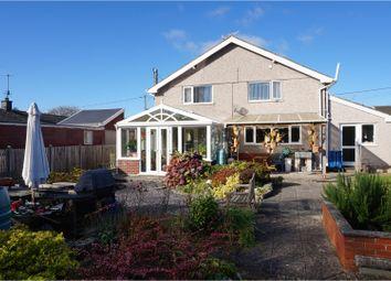 Thumbnail 5 bed detached house for sale in Ffordd Y Gerddi, Bala