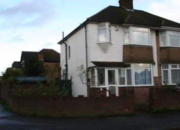 Thumbnail 3 bed semi-detached house to rent in St. Anselms, Hayes
