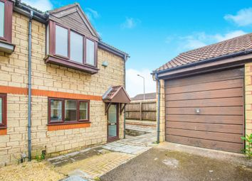 Thumbnail 2 bed semi-detached house for sale in Cresswell Close, St. Mellons, Cardiff