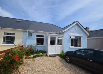 Thumbnail 3 bed terraced bungalow for sale in Tresawls Avenue, Truro