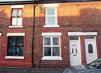 Thumbnail 2 bedroom terraced house for sale in Leonard Street, Warrington