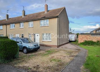 Thumbnail 3 bed end terrace house for sale in Sandpit Road, Thorney, Peterborough