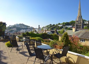 Thumbnail 1 bed flat to rent in Meadfoot Road, Torquay