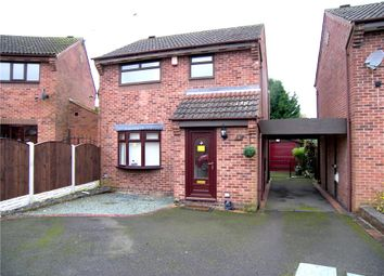 3 bed detached house for sale in Horton Close, Swanwick, Alfreton DE55