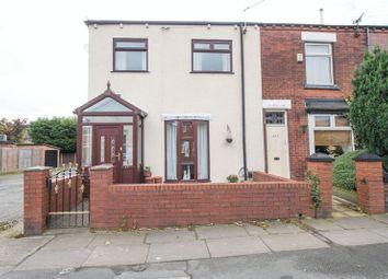 Thumbnail 3 bedroom terraced house for sale in Plodder Lane, Farnworth, Bolton