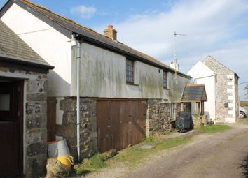 Thumbnail 3 bed cottage for sale in Penmenner Road, The Lizard, Helston