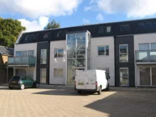 Thumbnail 2 bedroom flat to rent in Chapman Courtyard, Turners Hill, Cheshunt, Hertfordshire